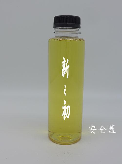 38-400寬口圓形透明瓶