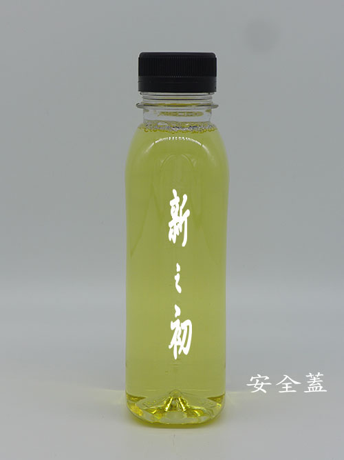 38-500寬口四方透明瓶