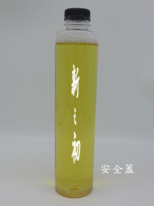 38-1000H寬口圓形透明瓶