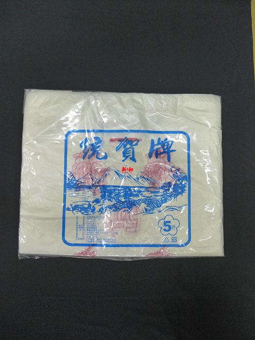 統賀5斤白花袋