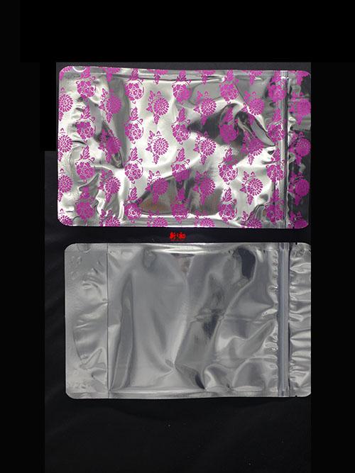 半斤半透明夾鏈立袋