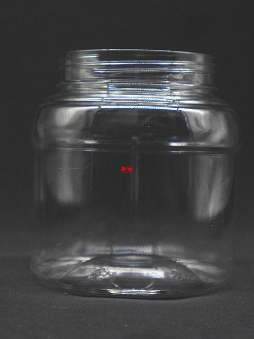 906透明罐
