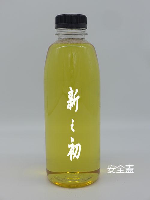 38-750L寬口直筒透明瓶