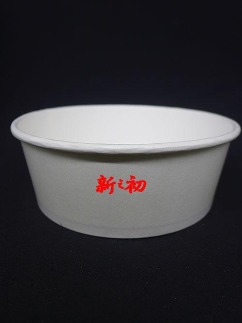 900扁紙碗-空白