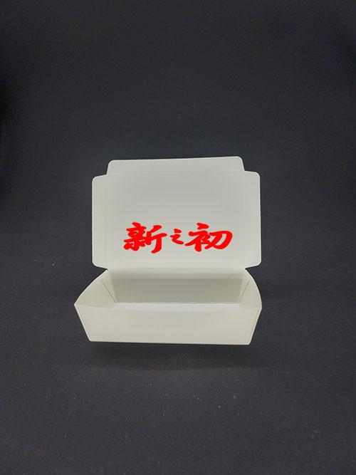 小點心盒-白