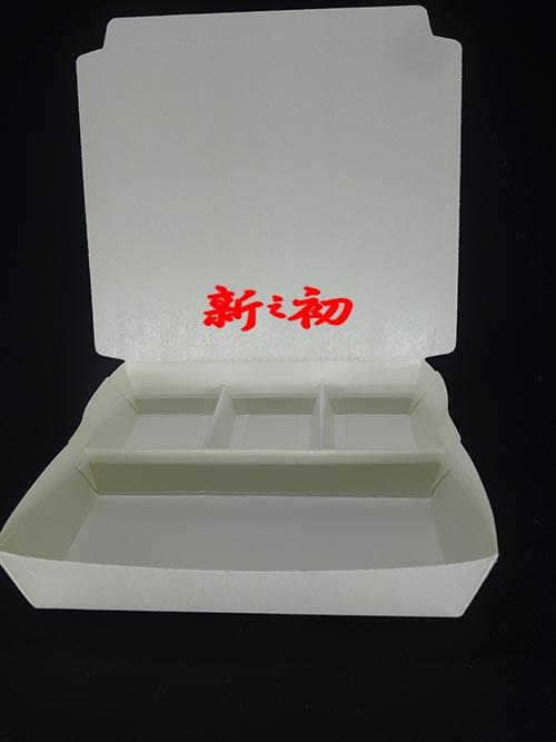 上下四格402S紙餐盒