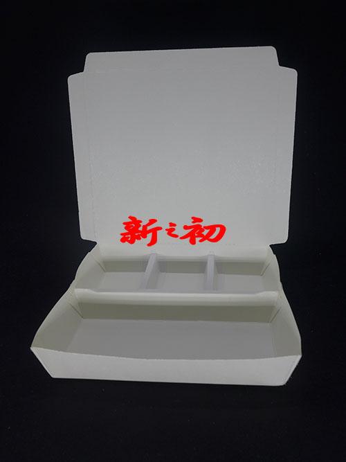 上下四格402紙餐盒