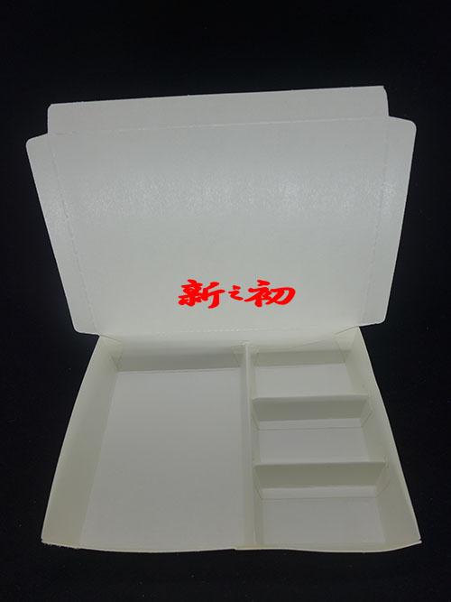 左右四格401S紙餐盒