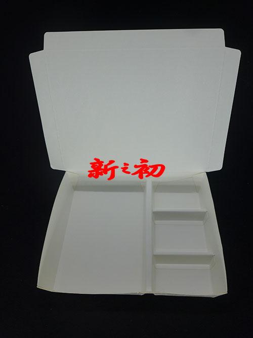 左右四格403紙餐盒