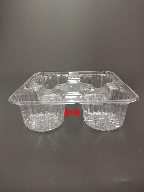 4杯架透明