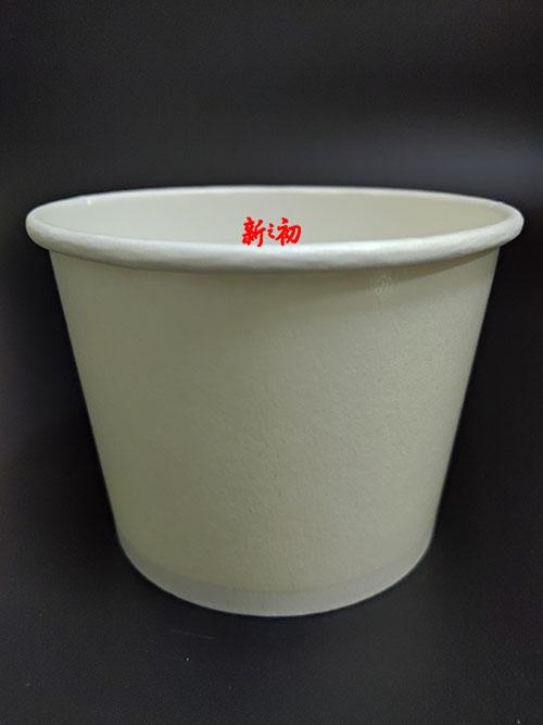 390紙湯杯-白