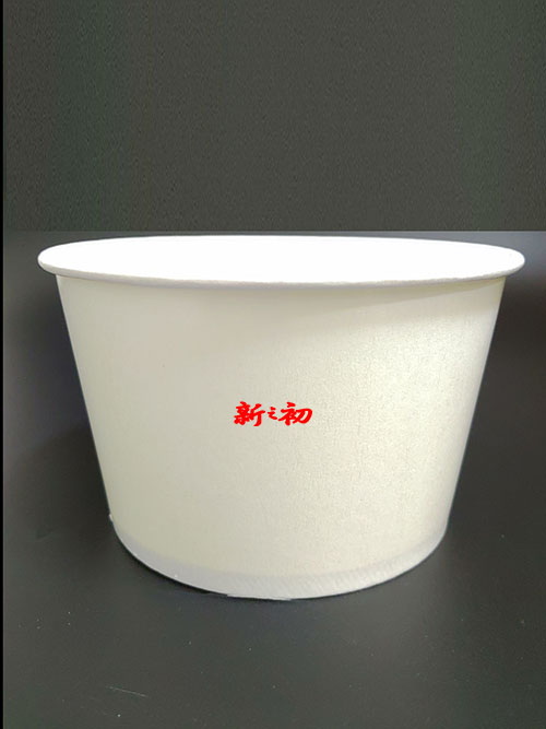 850紙湯杯-白