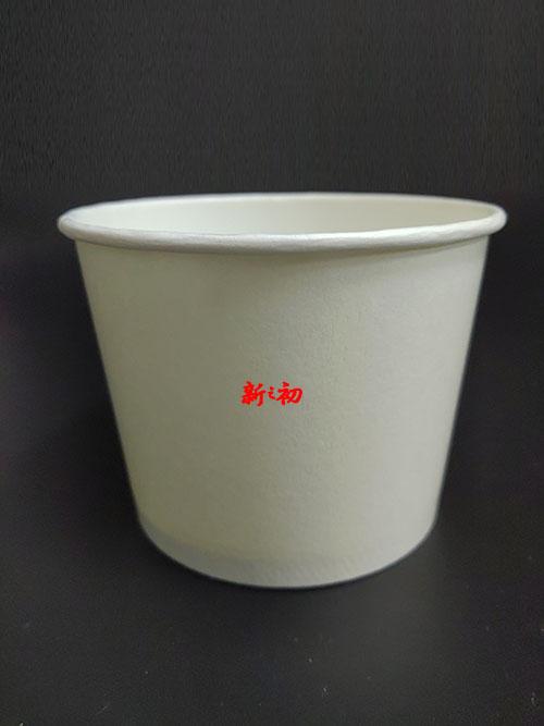 520紙湯杯-白