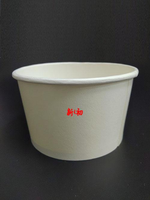 750紙湯杯-白