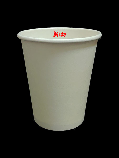 8OZ咖啡杯-白