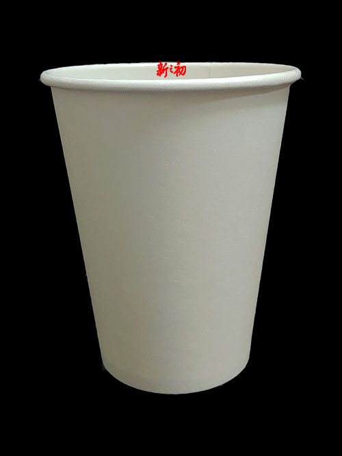 12oz咖啡杯-白