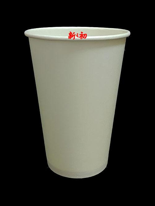 500(90)紙杯-白