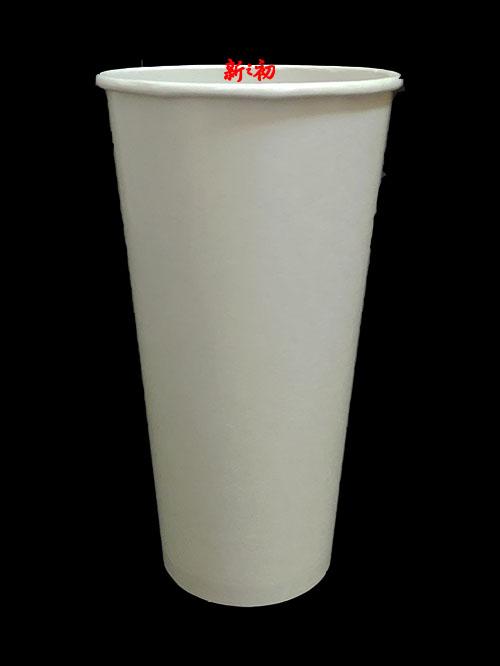 660(90)紙杯-白