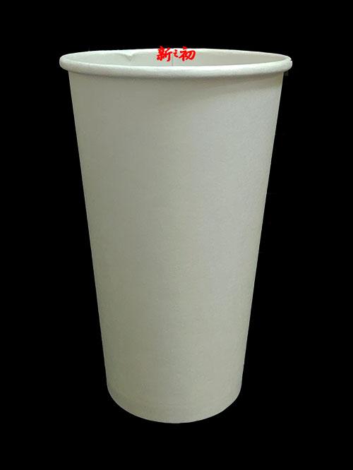 700(95)紙杯-白
