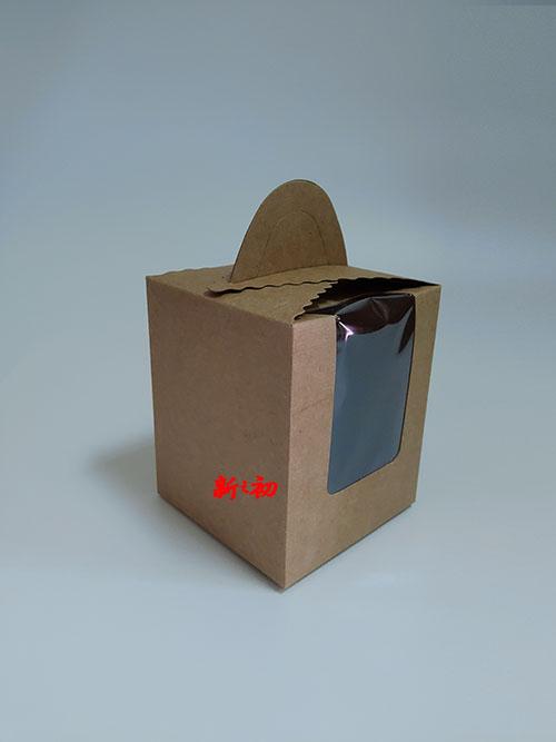 單格手提盒 C-MS-1-H(牛皮)