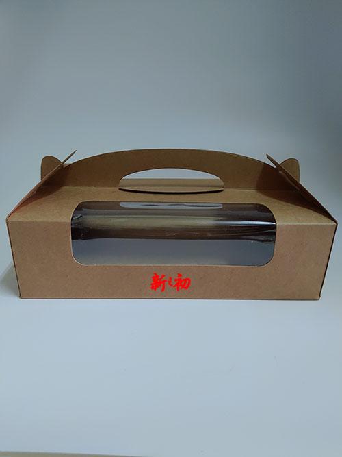 折疊開窗手提盒 6格 C-MR-6D-2
