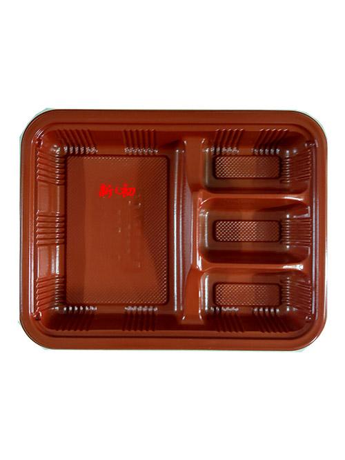 K022S四格餐盒