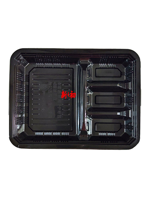 PP-D40L四格餐盒