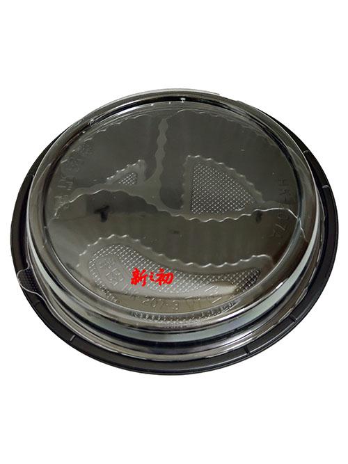 HK207-3圓形三格餐盒