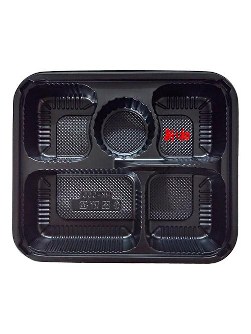 HK555五格便當盒