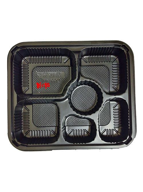 HK556六格便當盒
