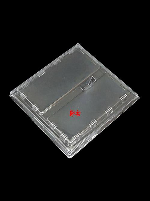 404四格紙餐盒蓋