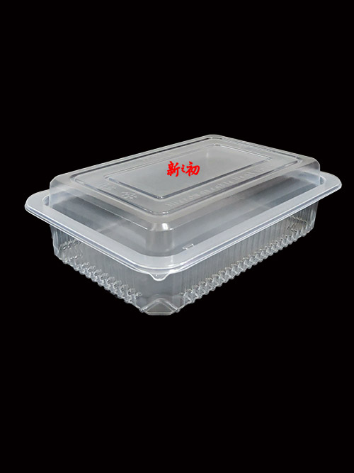 PP-RA40長方形盒底(淺)