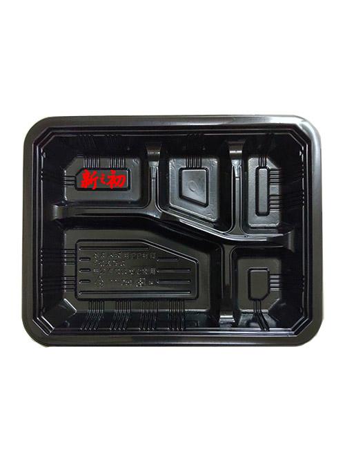 PP-D51五格餐盒